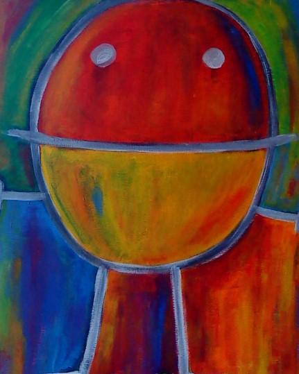 Maratona di pittura: Primo Miglio